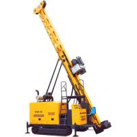 Buy cheap HYDX - 5A Full Hydraulic Core Drill Rig With Crawler Mountd NQ 1300m HQ 1000m from wholesalers