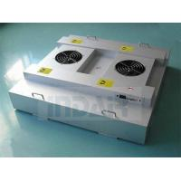 Buy cheap System Control H14 Fan Filter Unit FFU Perfect Sealing Specially Designed Pinch Device from wholesalers