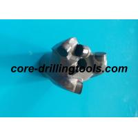 Steel PDC Drill Bits Cutter / Polycrystalline Diamond Drill Bits for Hard Rock Manufactures