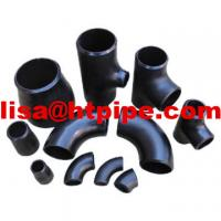 Wholesale ASME SA420 WPL6 carbon steel pipe fittings from china suppliers