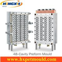 48 cavity PET preform mold with hot runner Manufactures