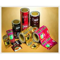 Buy cheap Gravure Trap Printed Composite Roll PET / PET / PE Packaging Plastic Film from wholesalers
