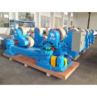 Buy cheap Automatic Vessel Turning Rolls , Heavy Duty Self Aligning Rotator CE Approved from wholesalers