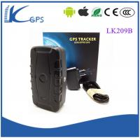 Buy cheap LKgps magnetic long battery gps tracker chinagps tracker manufacturer for car rent/bus/TRU from wholesalers