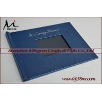 Buy cheap 5x7 Photo Book Cover with Clamp System from wholesalers