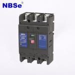 Buy cheap NF-CS MCCB Motorized Circuit Breaker , Miniature Circuit Breaker Types from wholesalers
