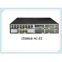 Buy cheap Huawei Network Switch CE8868-4C-EI with 4 Subcard Slots, Without FAN Box and Power Module from wholesalers