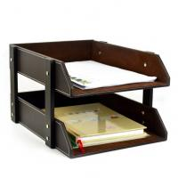 Buy cheap Popular Office File Holder Leather Or PU Materials Document Holder from wholesalers