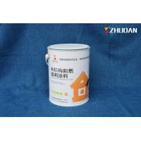Buy cheap Timber High Temperature Heat Resistant Paint For Furniture Demands Of Clear Natural Grains from wholesalers