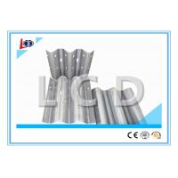 20 Meters / Min Highway Guardrail Roll Forming Machine For Hot Dip Galvanized Steel