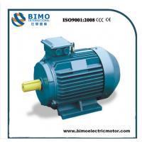 Buy cheap 0.75 ~ 200kw Ie2 High Efficiency Tefc Three Phase Electric Motor from wholesalers