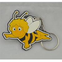 Wholesale Eco-friendly,non-toxic material Silicone key chain wholesale in china from china suppliers