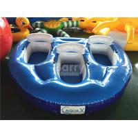 Buy cheap Blue And White Baby Inflatable Water Toys For Swimming Pools SCT EN71 from wholesalers