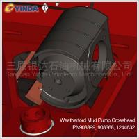 Wholesale Weatherford Mud Pump Crosshead PN908399 908368 1244632 Abrasive Resistance from china suppliers