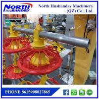 Buy cheap poultry birds chicken broiler flooring or ground feeding and drinking line from wholesalers