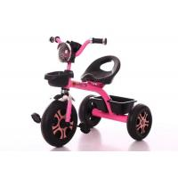 Buy cheap 3 Wheels Childrens Ride On Toys Baby Pushing Toys 3-4 Km/H Speed , Easy To Carry from wholesalers