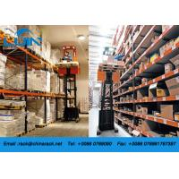 Buy cheap Anti Corrosion Heavy Duty Garage Racking, Q235B Cold Steel Steel Racking System from wholesalers
