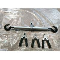 Buy cheap Double Hook Wire Tightening Tool / Steel Wire Rope Turnbuckle from wholesalers