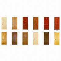 Buy cheap Melamine Door Skins, Measures 2,000 to 2,150x600 to 1,050x3.0 to 3.2mm from wholesalers