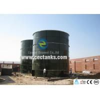2000 m3 Bolted Steel Silo Conforming To AWWA D103 – 09 / OSHA Standard Manufactures