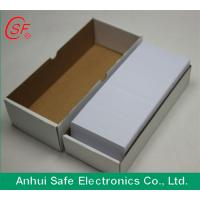 Buy cheap inkjet printable pvc card from wholesalers