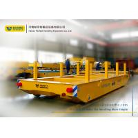 Buy cheap Automated Rail Haulers / Coil Transfer Trolley for Handling Car from wholesalers