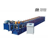 Buy cheap Hydraulic Automatic C Purlin Roll Forming Machine With Punching Holes from wholesalers