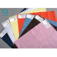 Buy cheap 109GSM Electrically Conductive Fabric , Waterproof Static Free Fabric from wholesalers
