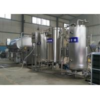 Buy cheap Delicious Flavour Dairy Yogurt Processing EquipmentSmall Scale For Plastic Bottled from wholesalers