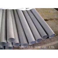 Buy cheap Cold Drawn Seamless Stainless Steel Tube Solution Annelaed Size 0.75X0.065X20ft from wholesalers