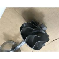 Buy cheap High Precision Turbo Spare Parts , Turbocharger Shaft Optimized Design product