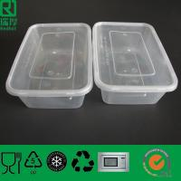 Buy cheap PP Microwaveable Food Container with Lid from wholesalers