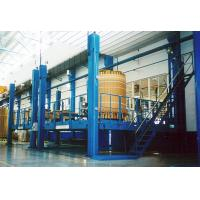 China Automatic 42KW Over Floor Vertical Winding Machine Over Floor Vertical Winding Machine on sale