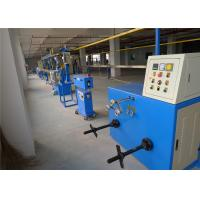 Wholesale Industrial Lead Wire Extrusion Machine , Plastic Cable Making Equipment from china suppliers