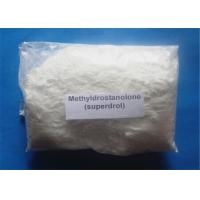 Buy cheap Oral Anabolic Steroids Methasteron / Superdrol Powder for Bobybuilding CAS 3381-88-2 from wholesalers
