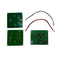 Buy cheap EMID Contactless Reader Module , Rfid Reader Writer Module 125kHz from wholesalers