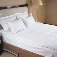 Buy cheap Mattress Pad, Made of 100% Cotton, Various Sizes are Available from wholesalers