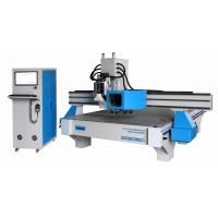 Buy cheap Highlight Acrylic CNC Router Cutting Machine Auto Tool Changer Moving Gantry from wholesalers