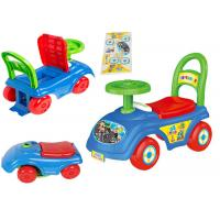 Buy cheap Plastic 4 Wheel Push Ride On Toys For Toddlers , Children's Ride On Toy Car from wholesalers