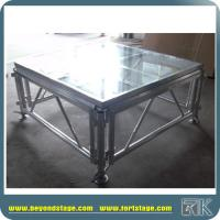 Plexiglass Stage Platform Aluminum Staging High Quality from RK China Supplier