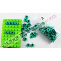 Wholesale Customize Creative notebook school with blocks design Mini DIY puzzle factory from china from china suppliers