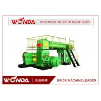 Wholesale Auto Fired Soil Bricks Manufacturing MachineClay Brick ExtruderSpiral Cut Reamer from china suppliers