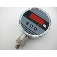 Buy cheap 24VDC/220VAC 2 Relay Output Good Performance Digital Pressure Controller from wholesalers