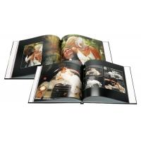 Buy cheap Custom Nice 10x14 Recollections Hardcover Photo Album For Pregnancy / Baby Girl from wholesalers
