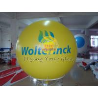 Wholesale Inflatable advertising helium balloons with 540*1080 dpi high resolution digital printing from china suppliers
