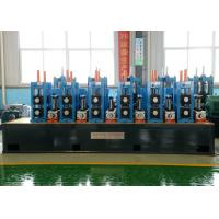 Buy cheap ERW High Frequency Pipe Rolling Mill , Tube Mill Machine With Max 50m/Min Speed from wholesalers
