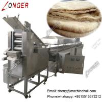 Buy cheap Automatic Kuboos Making Machine, Pita Bread Production Line from wholesalers