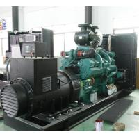 Buy cheap Water Cooled Cummins Diesel Generator 450kva Leroy Somer For Industrial from wholesalers