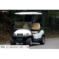 Buy cheap High End 2 Seater Golf Cart , Electric Powered Golf Carts With Rear Cover from wholesalers