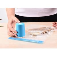 Buy cheap Electric Mini Food Sealer Machine  Miniature Electric Suction Pump Contains from wholesalers
